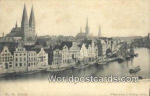 Lubeck Germany Unused