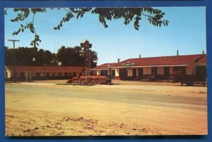 Sunset Motel Clayton New Mexico nm chrome Dexter Press 21659-B postcard