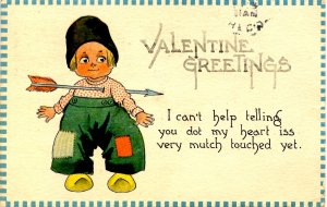 Greeting - Valentine