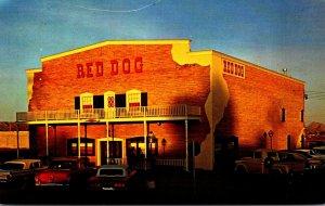 Arizona Scottsdale The Red Dog Resataurant and Saloon