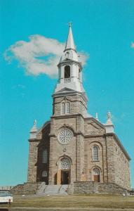St Peter's Church at Cheticamp - Cape Breton NS, Nova Scotia, Canada