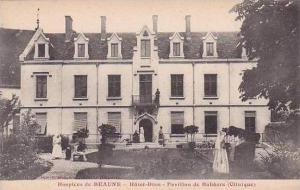 France Beaune Hotel Dieu Pavillion de Bahezre Clinique