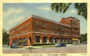 Hotel Floridan Tallahassee FL Unused