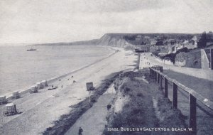 Budleigh Salterton , Devon , England , 00-10s ; Beach , W.