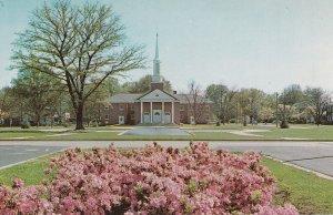 COLUMBIA, South Carolina, 1940-60s; Epwoth Memorial Methodist Church