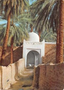 Libya Gadames Una Via A Street