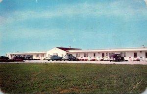 Illinois Orland Park Vista Motel 1953