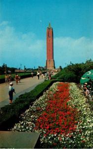 New York Jones Beach Water Tower 1965