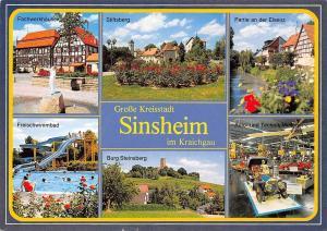 Sinsheim im Kraichgau, Stiftsberg Burg Steinsberg Auto und Technik Museum