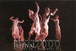 VANCOUVER , B.C. , 2000 , Dance Festival
