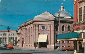 Beaumont Texas First Methodist Church 1950s Edwards Colorpicture Postcard 21-685