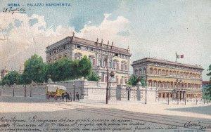 ROMA, Lazio, Italy, 1901-1907; Palazzo Margherita