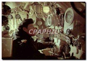 Postcard Modern Boat Ludowe Wojsko Polskie Poland