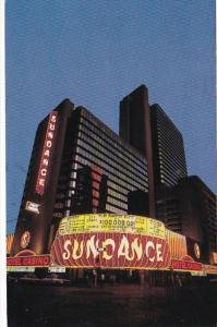 Nevada Las Vegas Sundance Hotel and Casino 1985