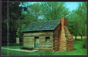 Abraham Lincoln's Boyhood Home,Hodgenville,KY