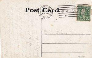 MINNESOTA, PU-1912; Calvary M.E. Church