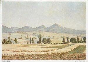 Postcard Germany Arthur Lehmann Pfalz Trifels