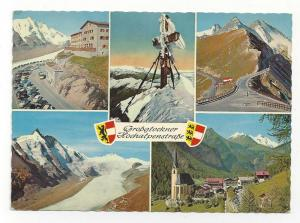 Austria Alps Multiview Grossglockner Hochalpenstrasse PC