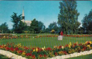 Canada Nova Scotia Grand Pre Memorial Park