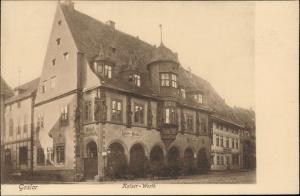 Goslar Kaiser Worth Hotel