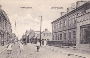 FREDERIKSHAVN , Denmark , 00-10s ; Danmarksgade version-4