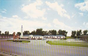 Nebraska Holdrege Tower Lodge Motel