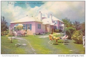 Bermuda The Ledgelets Main Lodge