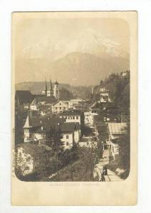 RP  Berchtesgaden, Germany 1898-1905, (Nonnthal)