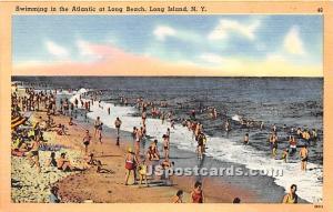 Long Beach Long Island NY Unused