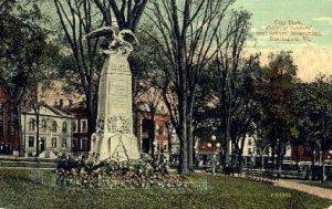City Park - Burlington, Vermont