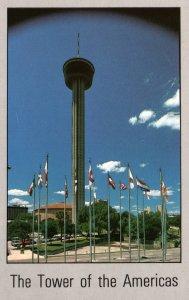 The Tower of the Americas,San Antonio,TX