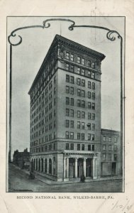 WILKES-BARRE , Pennsylvania , 1908 ; 2nd National Bank