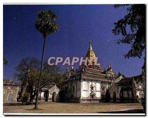 Postcard Modern Ananda Temple
