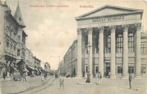 Serbia Szabadka ( Subotica ) 1907