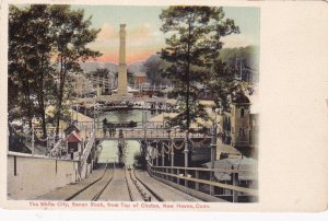 NEW HAVEN , Conn. , 1900-10s ; White City , Chute the Chutes