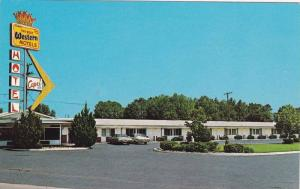 Motel Capri - Best Western, Benton, Arkansas, 1940-1960s