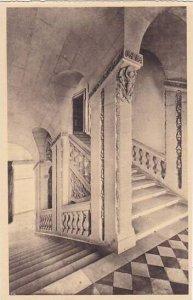 France Chateau de Cheverney Grand Escalier