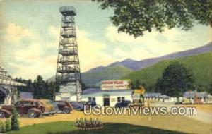Indian Head Tower Franconia Notch NH 1939