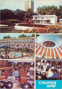 Postcard Modern Sunny Beach Bowling