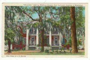 Gloucester Home, built by Winthrop Sargent - First Territorial Governor of Mi...