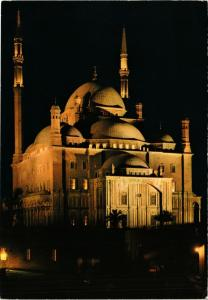 CPM EGYPTE Nocturnal Magic at Mohamed Aly Mosque (343496)