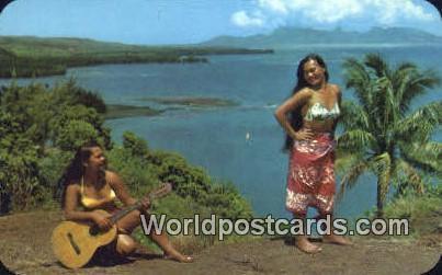 Tahiti Fiji, Fijian Music & Dance Tahiti Music & Dance