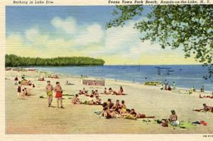 NY - Angola-On-The-Lake, Evanstown Park Beach