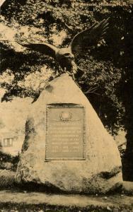 NH - Hillsboro. War Memorial