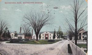 Watertown Arsenal, Watertown, Massachusetts,  PU_1914