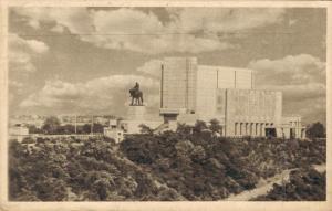 Czech Republic - Praha Památnik osvobození s pomníkem 02.88