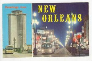 2 Views, Greetings Of New Orleans, Louisiana, 1940-1960s