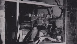 [BC] Bay Escrow Co. , SAN CLEMENTE , California, 1930s ; DEXTER PRESS archives