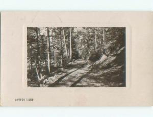 Pre-1920 rppc NICE VIEW Postmarked Etna - Near Ithaca New York NY i7574