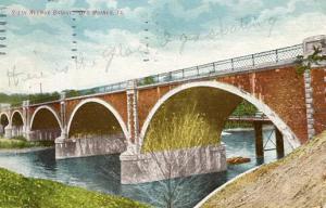 IA - Des Moines. Sixth Avenue Bridge